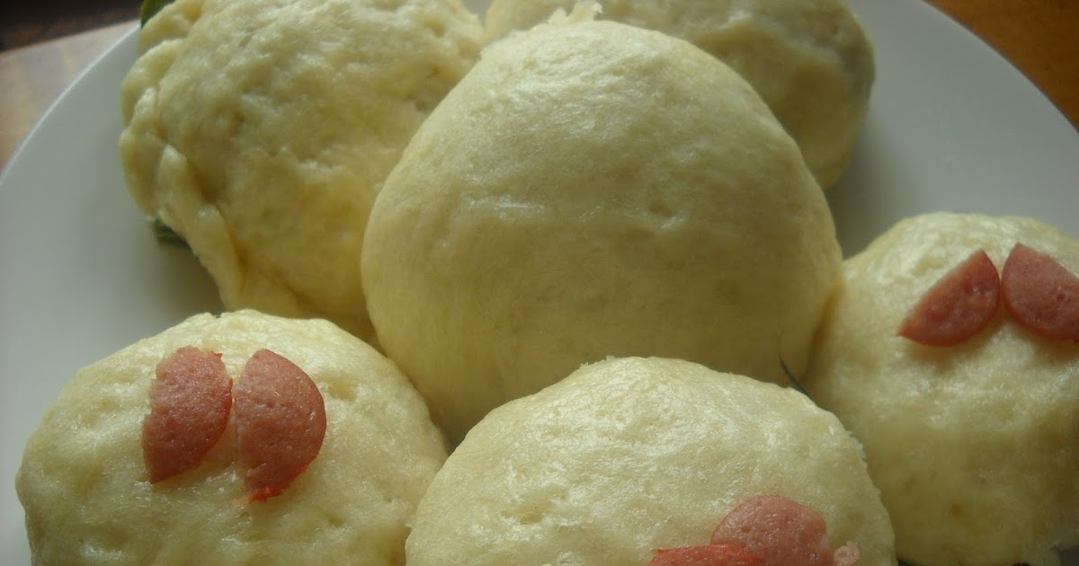 Resep Cake Pisang Ncc Fatmah Bahalwan: Dapoer Kampoeng: Bak Pao, Sumber Resep : NCC (Ibu Fatmah