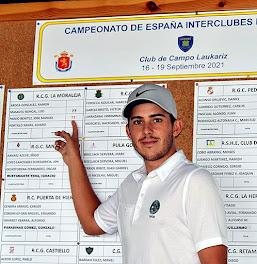 Golf Aranjuez José Manuel Pardo