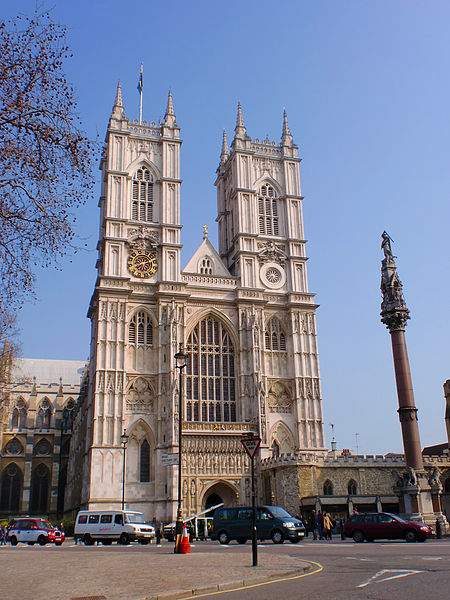 Westminster-Abbey.