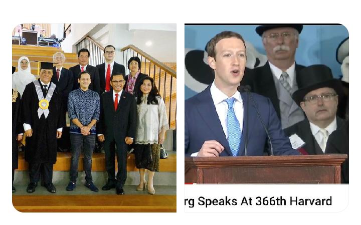 Nadiem Jadi Sorotan, Pakaian Tak Sopannya Dibandingkan dengan Zuckerberg