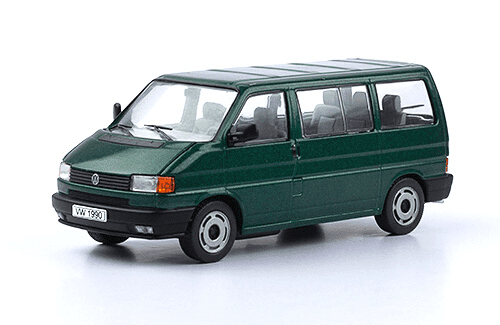 Volkswagen t4 multivan 1990 deagostini, Volkswagen t4 multivan 1990 1:43, Volkswagen t4 multivan 1990, volkswagen offizielle modell sammlung, vw offizielle modell sammlung