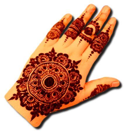Rajasthani Back Hand Poplular Mehndi