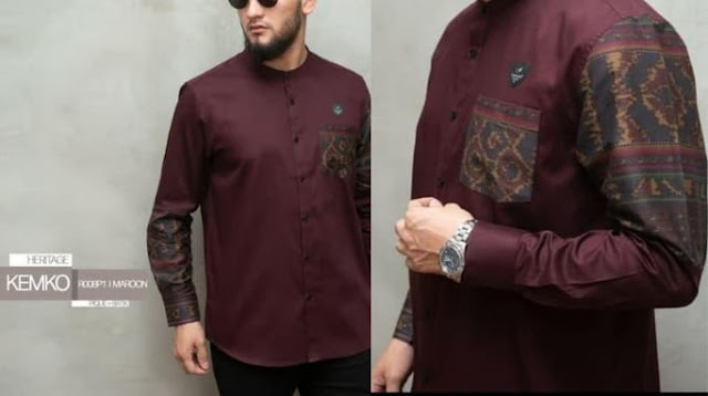 Mengenal Baju Muslim SAMASE