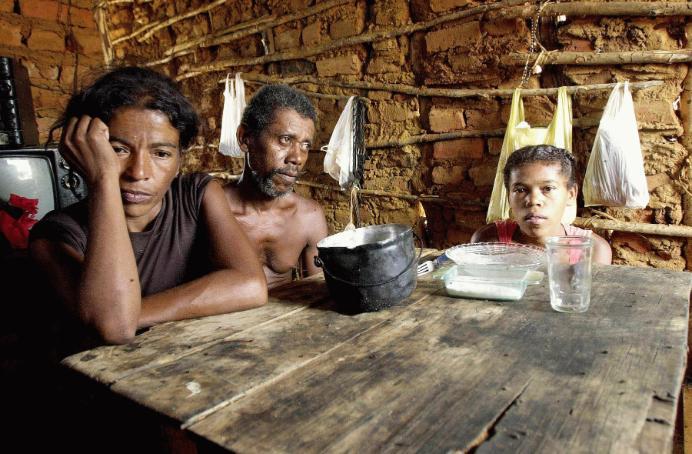 Brasil está voltando ao mapa da fome, diz diretor da ONU