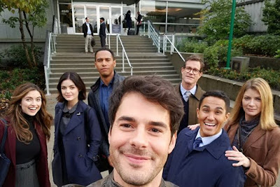 """Life Sentence"" cast: Lucy Hale, Elliot Knight, Jayson Blair, Brooke Lyons, Carlos PenaVega, Gillian Vigman, Dylan Walsh"
