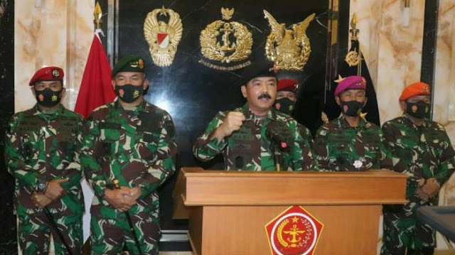 Anton Tabah: Panglima TNI Harus Jelaskan Siapa Pengganggu Persatuan Bangsa, Jangan-jangan Ulama?