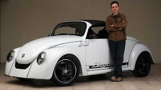 Έλληνας έφτιαξε το σκαθάρι των ονείρων του και έκανε την Volkswagen να παραμιλά