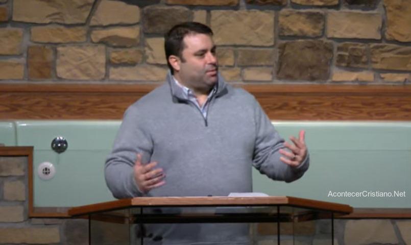 Pastor Kevin Ramsby perdona agresor