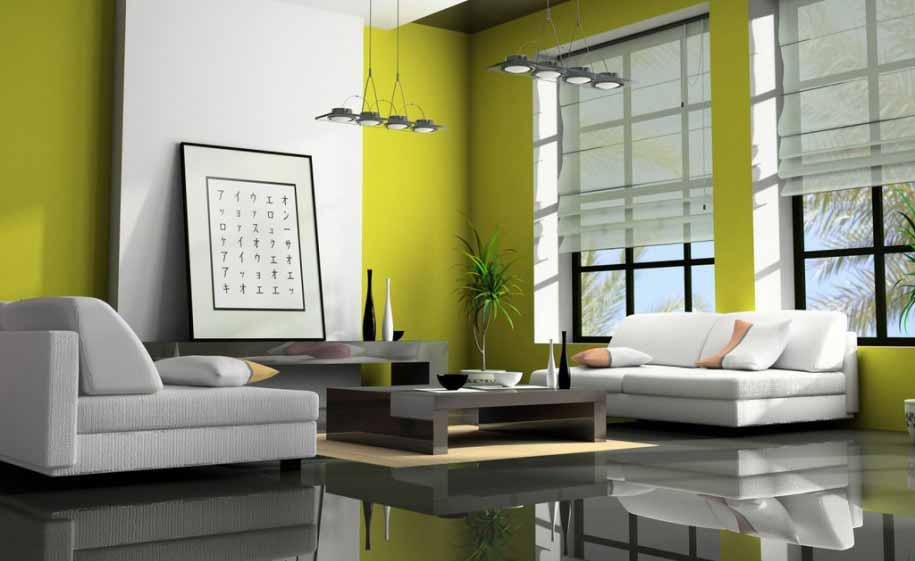 Dekorasi Interior Rumah Modern