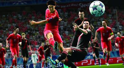 Download Pro Evolution Soccer 2012 Game For PC