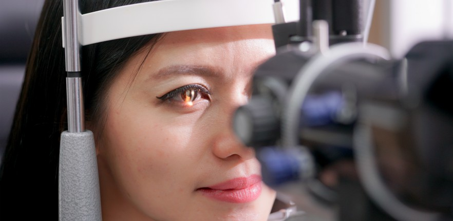 klinik mata