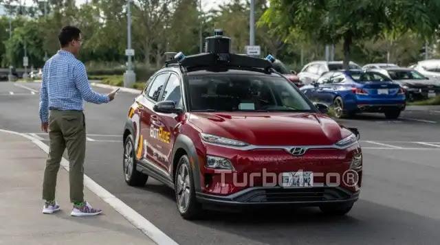 هيونداي تطلق خدمة بوت رايد لمشاركة السيارت ذاتية القيادة عند الطلب