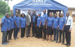 Medical doctors, community leaders,  JCI members, volunteers