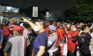 PBB Bentrok GEMPA Di Bekasi