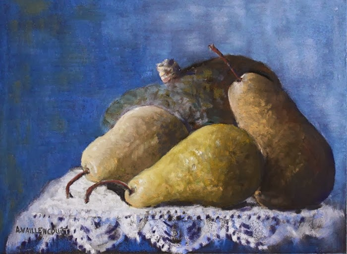 Американская художница. Ann Vaillencourt