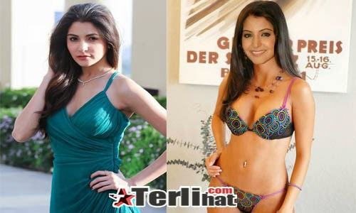 10 artis bollywood paling hot di india Anushka Sharma