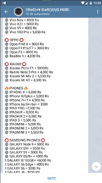 Biggest Scam on Telegram: Buy Macbook Pro in just INR 3500?