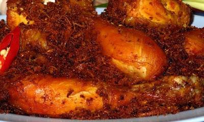 Resep Membuat Ayam Goreng Lengkuas Enak Dan Gurih