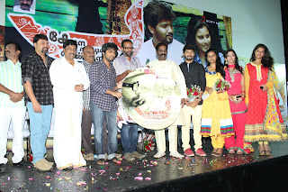 Tamil movie Kerala Natilam Pengaludan Audio Launch stills