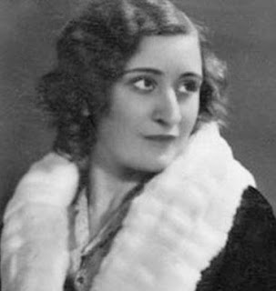 Mussolini's daughter, Edda, who was helped by Pucci in her bid to secure clemency for her husband, Ciano