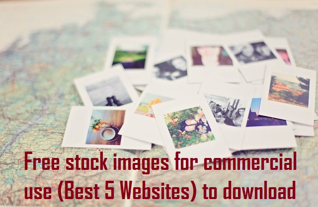 Top 5 Best Websites to download Royalty free images