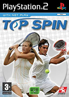 Cheat Top Spin PS2
