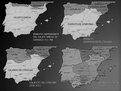 La Reconquista de la Península Ibérica