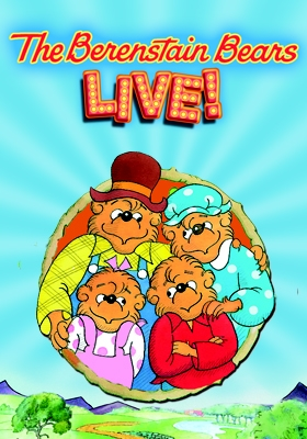 "LuxuryTickers Goes To ""The Berenstain Bears LIVE!"""