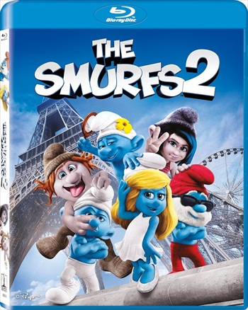 The Smurfs 2 2013 480p 300MB