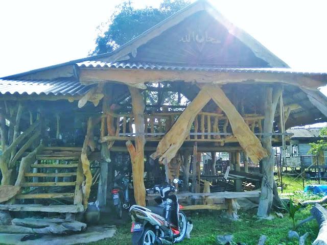 Singgah di Surau Viral, Langgar Rindu Setiu Terengganu