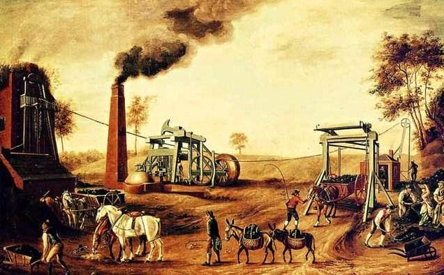 Kronologi Sejarah Munculnya Revolusi Industri