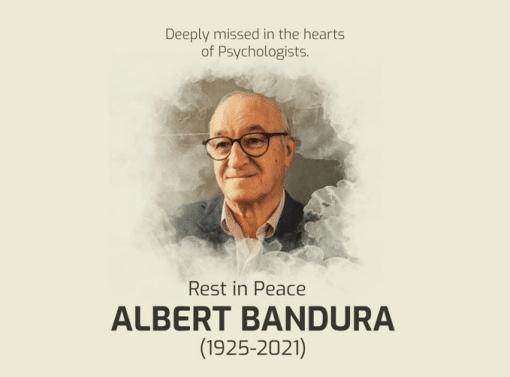 Albert Bandura Fallecimiento