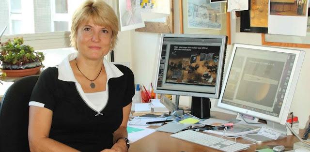 Η Αθηνά Κουστένη διαπρέπει στο εξωτερικό και γνωρίζει όσο λίγοι το ηλιακό μας σύστημα