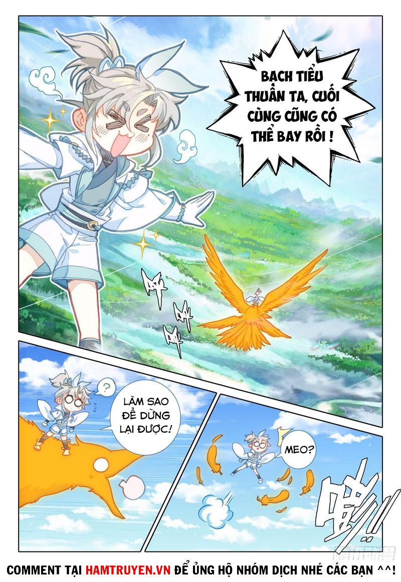 Nhất Niệm Vĩnh Hằng Chương 45 - Vcomic.net
