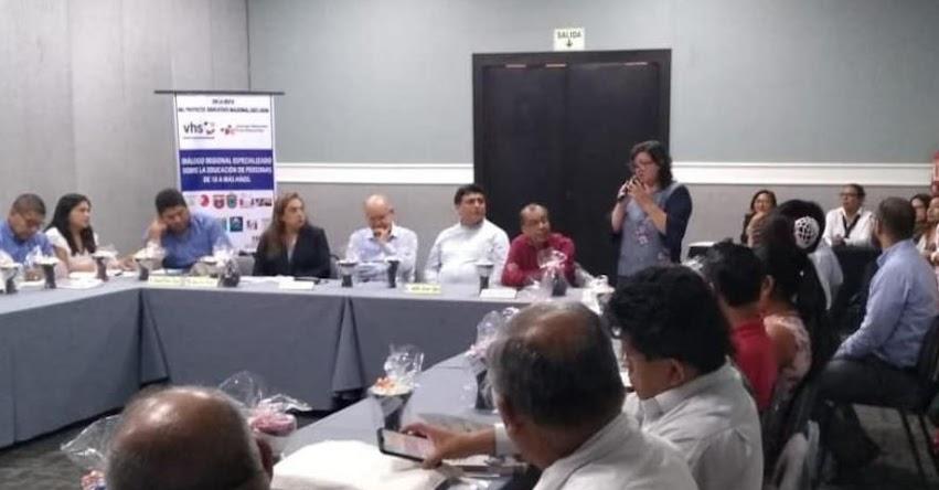 CNE: Expertos piuranos debaten sobre oportunidades para jóvenes y adultos - www.cne.gob.pe