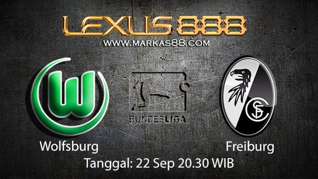 Prediksi Bola Jitu Wolfsburg vs Freiburg 22 September 2018 ( German Bundesliga )