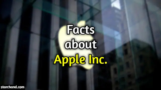 Facts About Apple Inc