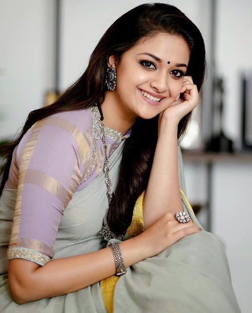 Keerthi Suresh (Actress) Wiki, Age, Height, Boyfriend, Family and More