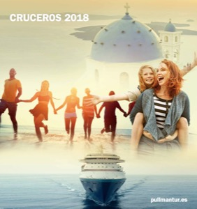 Catálogo de cruceros pulmantur 2018