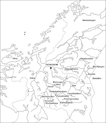 Norwegian iron helped build Iron-Age Europe