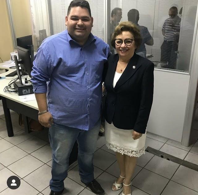 ELEQUICINA TRABALHA PARA ELEGER TÁCIO CAVALCANTI