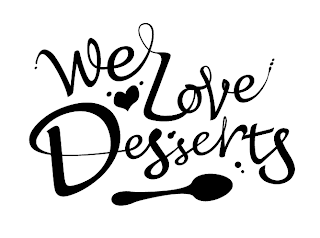 He Who Chops Wood Warms Himself Twice: We Love Dessert
