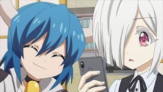 Jashin-chan Dropkick 2 Episodio 07