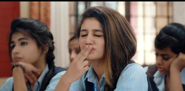 priya prakash internet sensation Another sensual video leak on 13 feb