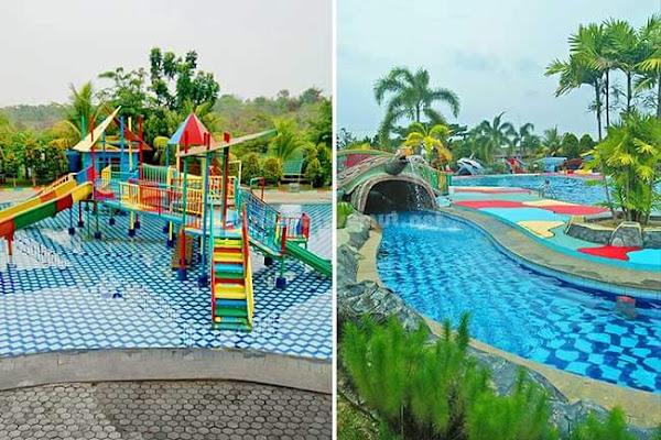 semagi waterpark muara bungo