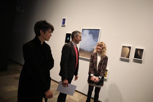 El Centre del Carme inaugura 'Artfulness' una exposición para tocar, oír y sentir