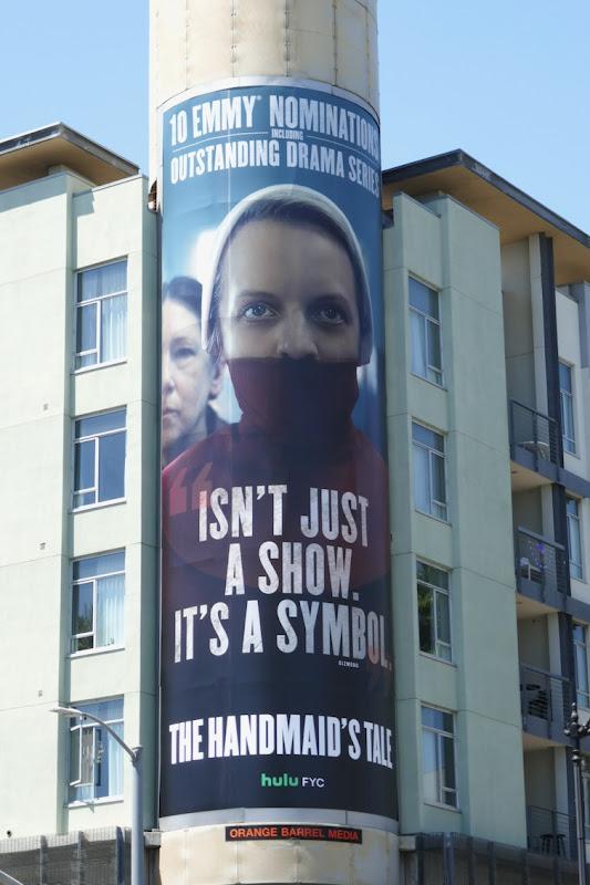 Handmaids Tale season 3 Emmy billboard
