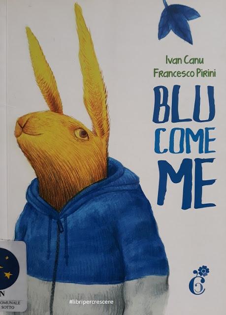 libro Blu come me