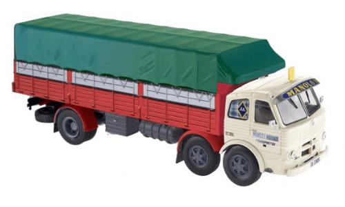 coleccion camiones y autobuses españoles, pegaso 1063 a