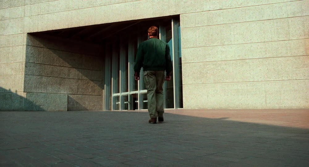 Brutalist architecture in Total Recall (1990)